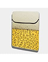 Theskinmantra Beer Bubbles Apple Ipad Mini, Tablet Sleeves