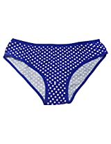 Younky Women's Brief (PNMK0030_Blue_X-Large)