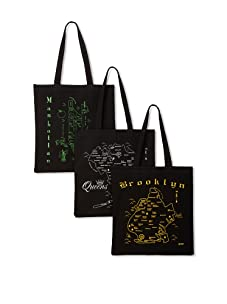 Maptote New York Totes