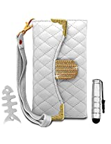 IPhone 4G Wallet with Leather Chain
