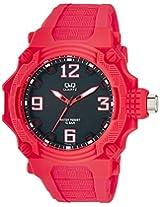 Q&Q Analog Black Dial Unisex Watches - VR56J005Y