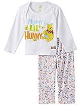 First Baby Boy's Winnie the Pooh Pyjama