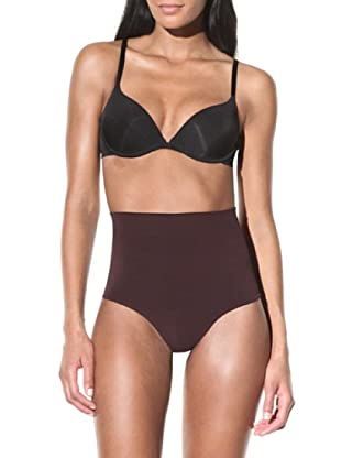 Cosabella Women's Smooth Thong (Chocolate)