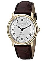 Frederique Constant Men's FC-303MC3P5 Classics Automatic Silver Dial Watch