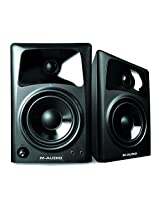 M-Audio AV 42 20-Watt Studio Monitor Speakers with Woofer, Black