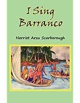 I Sing Barranco