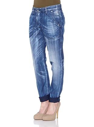 Salsa Jeans Liso (blau)