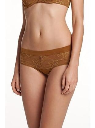 Esprit Bodywear Damen Pant B9899/Feel Supreme (Gold (16))