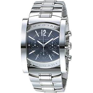 【クリックで詳細表示】[ブルガリ]BVLGARI 腕時計 AA48C14SSDCH アショーマ クロノグラフ グレー メンズ [並行輸入品]