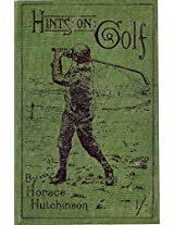 Hints on Golf (Illustrated)