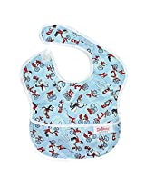 Bumkins Super Bibs - Cat in the Hat