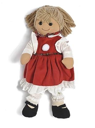 My Doll Muñeca Carlotta 42 cm rojo