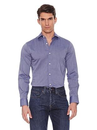 Hackett Camisa Lisa (Azul)