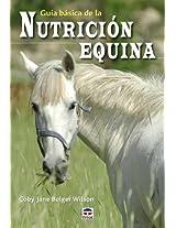 Guia basica nutricion equina / Basic Equine Nutrition Guide