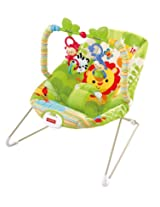 Fisher Price Rainforest Friends Bouncer, Multi Color