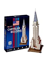 Frank 3D Cubic Fun Chrysler Building