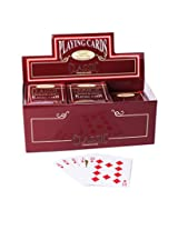 Poker Size 12 Decks Playing Cards