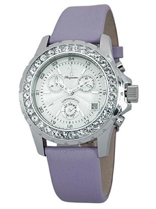 Burgmeister Damen-Armbanduhr Missouri Chronograph Leder BM191-180