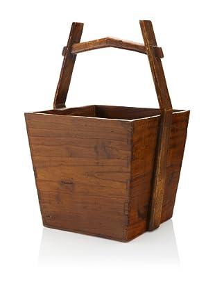Antique Revival Rice Bucket