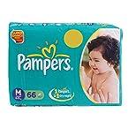 Pampers IMAX Diapers Jumbo Pack Medium - 66Pcs (6 - 11 Kgs)