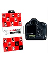 Scratchgard Ultra Clear Protector Screen Guard for Canon EOS 1D