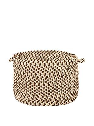 Colonial Mills Blokburst Basket, (Choc Mint Chip)