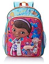 Disney Girls' Doc McStuffins 3D Backpack