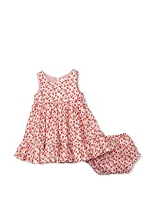 TroiZenfantS Baby Dress (Red)