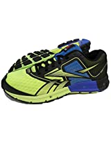 Reebok Men's V47300 -Black And Yellow Running Shoes - 9 Uk