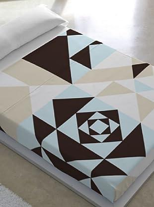 Devota & Lomba Juego de Sábanas Mosaicos (Multicolor)