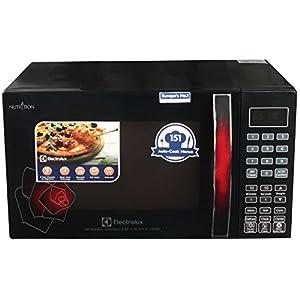 Electrolux C25K151 BM-CG Microwave Oven-Black