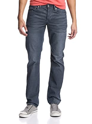 Stitch's Men's Barfly Slim Straight Corduroy Pant (Dim Grey)