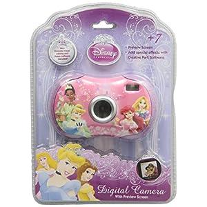 Disney 81005-KM 2.1MP Digital Camera with 1-Inch LCD Screen (Pink)