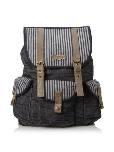 Mojo Triple Play Backpack, Denim
