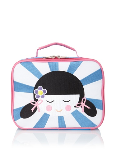 Cocolime Beatrice Lunchbox, Blue