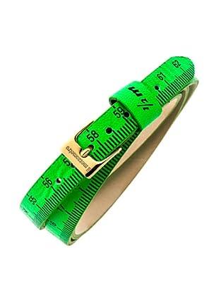 Ilmezzometro Pulsera Fluo (Verde / Dorado)