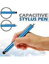 GB STYLUS PEN FOR IPHONE 3G 3GS 4 4S 5 IPAD 2 3 4 SAMSUNG HTC TOUCH TABLET LIGHT BLUE