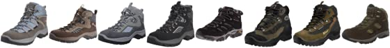 Hi-Tec Men's Pine Ridge Wp Hiking Boot