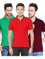 Concepts Men's Casual Shirt (TSHT_C3_RDGRMR_Multi_40)