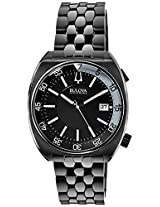 Bulova Accutron II Analog Black Dial Men's Watch - 98B219