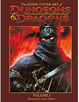 The Comic Cover Art of Dungeons and Dragons: v. 1 (Checker Publishing)