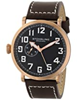 Stuhrling Original Analog Black Dial Men's Watch - 721.02