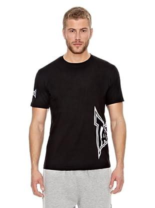 Tapout Camiseta Crew (Negro)
