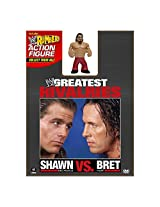WWE: Greatest Rivalries - Shawn Michaels vs. Bret Hart with The Great Khali Rumbler