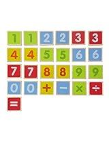 Wonderworld Numeric Magnet Toy