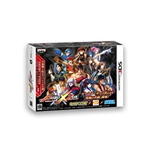 PROJECT X ZONE 初回生産版『早期購入限定スペシャル仕様』 3DS