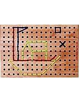 Little Genius Lacing Board, Multi Color