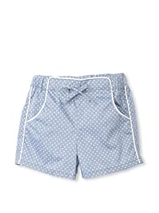 TroiZenfantS Baby Swim Trunks (Blue)