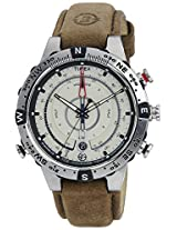 Timex Expedition Analog White Dial Men's Watch - T45601