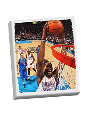 Steiner Sports Memorabilia Kevin Durant Stretched Canvas